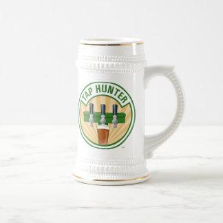 TapHunter Beer Stein 18 Oz Beer Stein