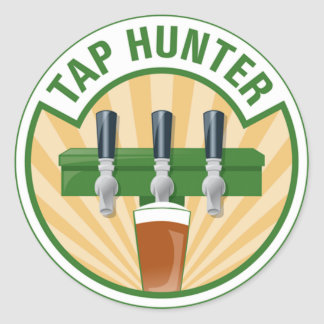 TapHunter Stickers