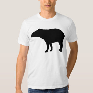 Tapir silhouette shirts