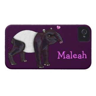 Tapir Wants Hugges iPhone  4 Casemate Case iPhone 4 Case-Mate Case