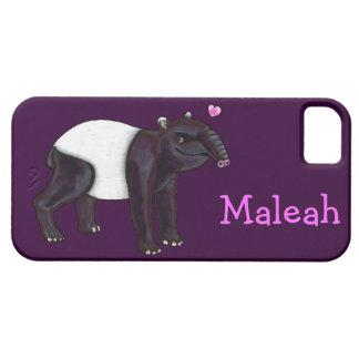 Tapir Wants Hugges iPhone  5 Casemate Case