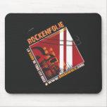 Tapis de souris Rockenfolie