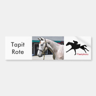 Tapit -Rote Hip no.140 Bumper Sticker