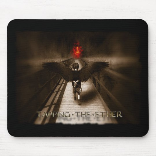 Tapping The Ether Mouse Mat