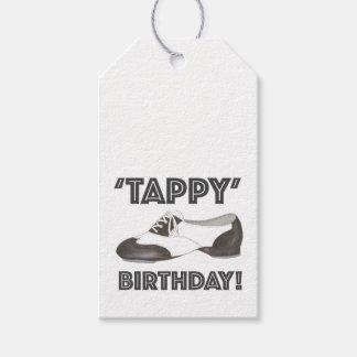 Tappy Happy Birthday Dance Teacher Tap Shoe Dancer