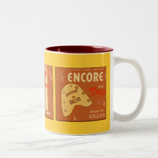 Taps Times Three Mugs