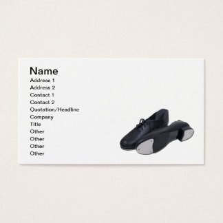 TapShoes012511, Name, Address 1, Address 2, Con... Business Card