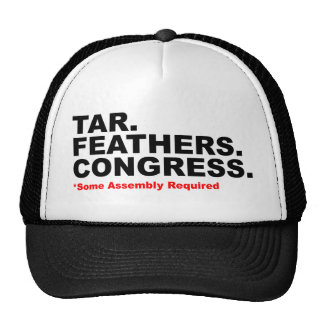 Tar&Feathers Hats