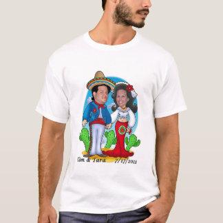 Tara and Tim's Wedding T-Shirt