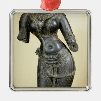 Tara, Nalanda, Bihar, Pala dynasty (stone) Christmas Ornament