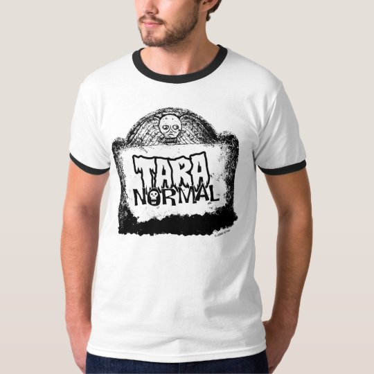 Tara Normal Tombstone Ringer T-Shirt
