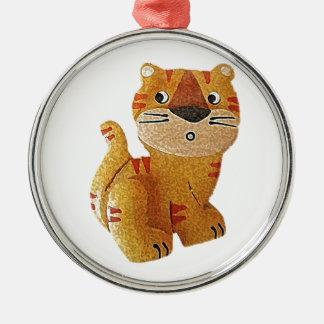 Tara Tiger Christmas Ornament
