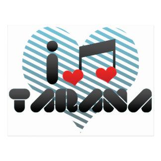 Tarana Postcard