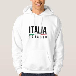 Taranto Italia Hoodie
