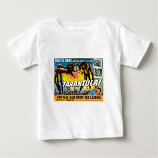 Tarantula 1955 Movie Poster Baby T-Shirt