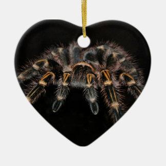 Tarantula Big Spider Hairy Arachnoid Christmas Ornament