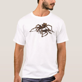 Tarantula! Creepy Spiders Photograph T-Shirt