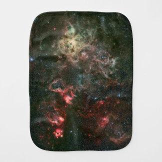 Tarantula Nebula and its surroundings Burp Cloth