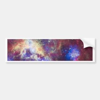 Tarantula Nebula Bumper Sticker