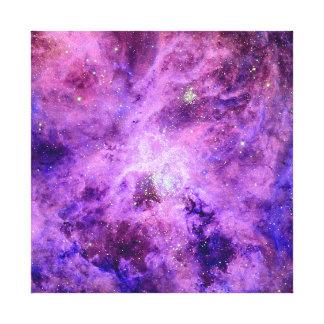 Tarantula Nebula Gallery Wrapped Canvas