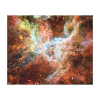 Tarantula Nebula Space Astronomy Stretched Canvas Prints