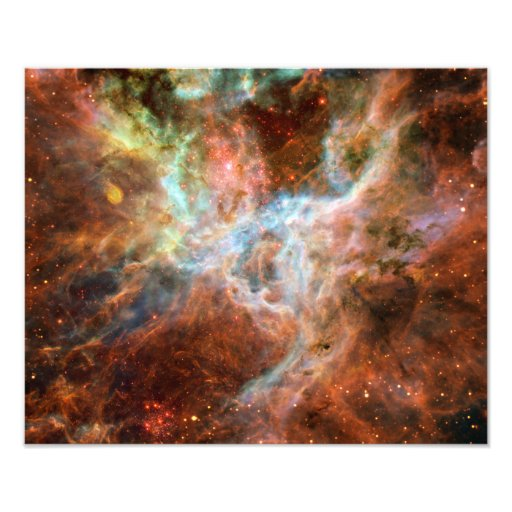Tarantula Nebula Space Astronomy Photo Art