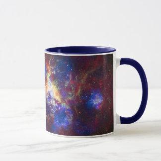 Tarantula Nebula Star Forming Gas Cloud Sculpture