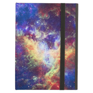 Tarantula Nebula Star Forming Gas Cloud Sculpture iPad Air Cover