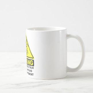 """Tarantula Warning"" Mug"