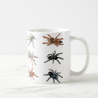 tarantulas coffee mug