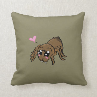 Tarantulove! Throw Pillow