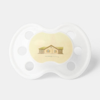 Taras Shevchenko-Architectural project of a house Baby Pacifiers