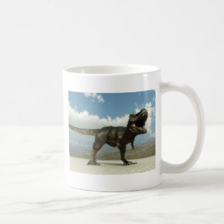 Tarbosaurus Coffee Mug