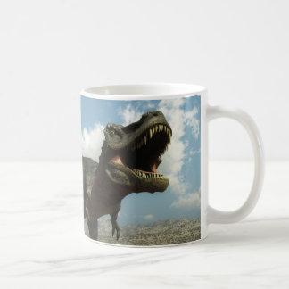Tarbosaurus Coffee Mug