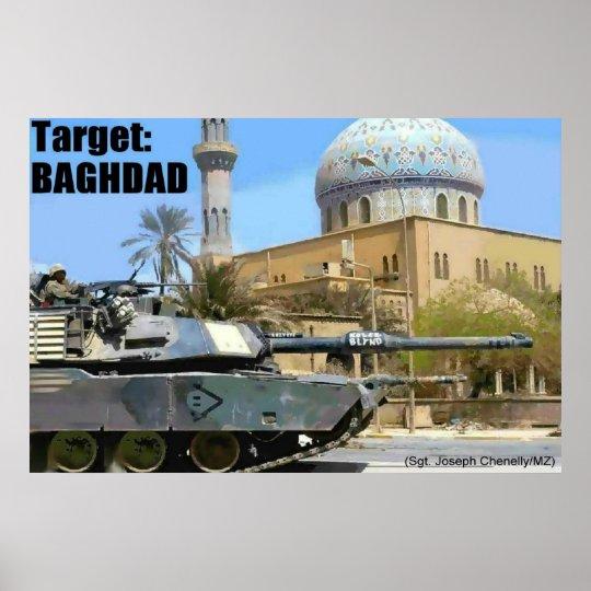 Target: Baghdad Poster