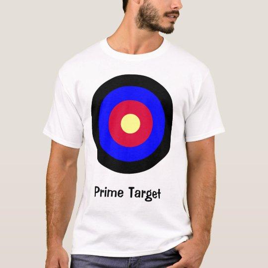 Target Bullseye customisable T-shirt 2-sided