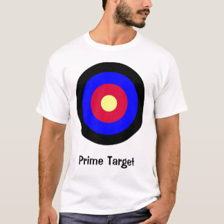 Target Bullseye customizable T-shirt 2-sided