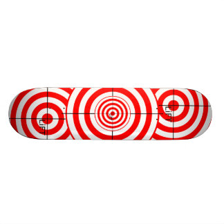 Target Chaos Deck Skate Board Deck