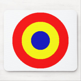 Target design mouse pads