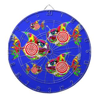 Target Fish Dartboard