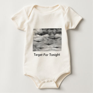 Target For Tonight Baby Bodysuit