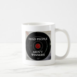 TARGET PRACTICE FUNNY PHRASES 1 COFFEE MUGS