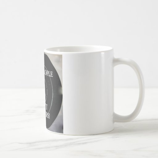 TARGET PRACTICE FUNNY PHRASES 1 COFFEE MUG