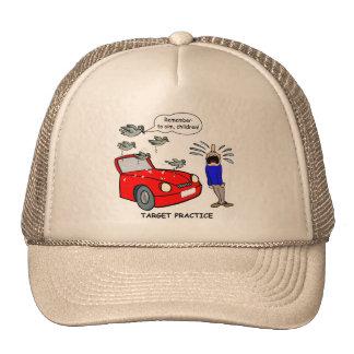 Target Practice Hat