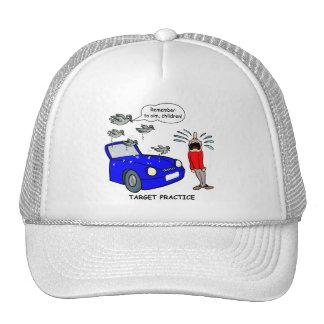 Target Practice Mesh Hats