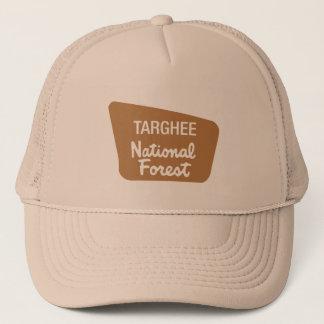 Targhee National Forest (Sign) Trucker Hat