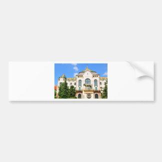 Targu-Mures, Romania Bumper Sticker