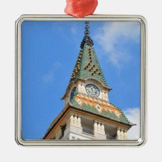 Targu-Mures, Romania Christmas Ornament