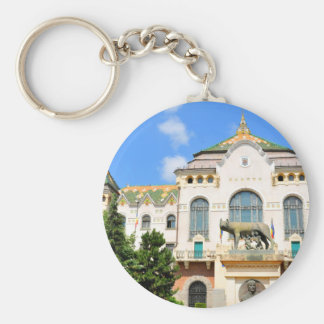 Targu-Mures, Romania Key Ring