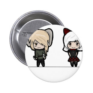 Tarin and Ishi chibis Pins